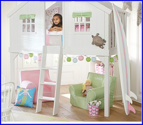 Pottery Barn Bunk Beds Instructions