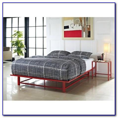 Premier Stockholm Metal Platform Bed Frame Queen