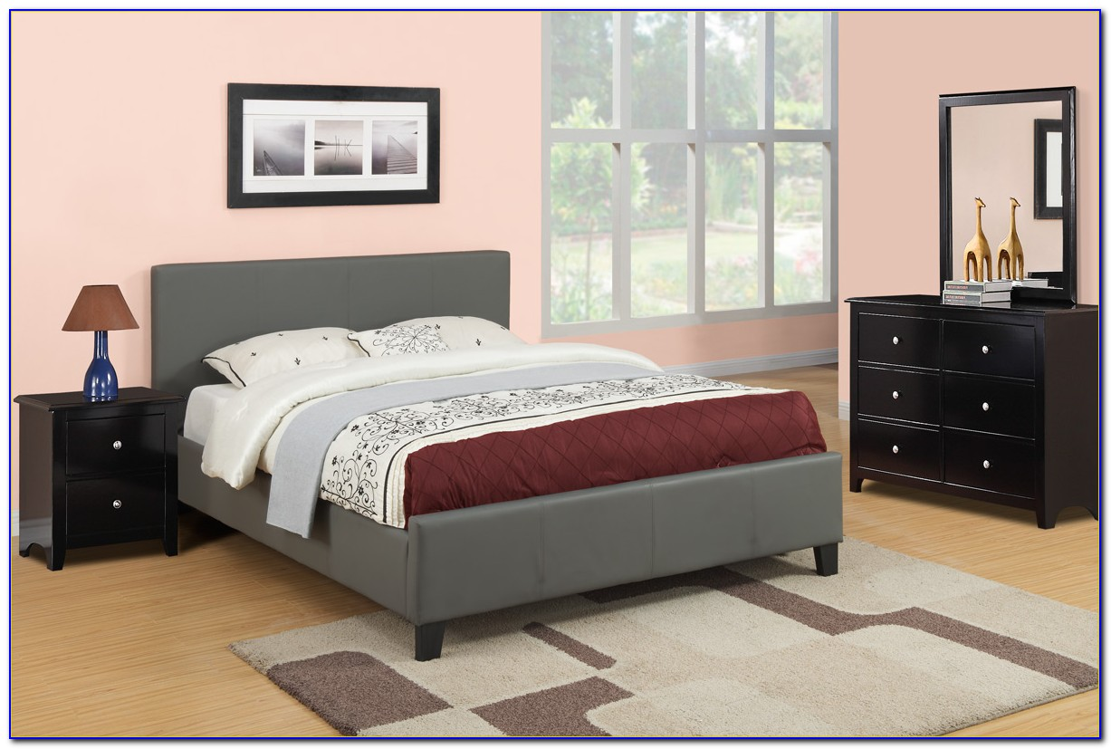 Queen Bed Frame Dimensions In Feet
