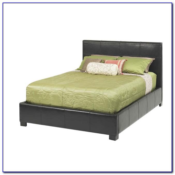 Queen Platform Storage Bed With 6 Drawers