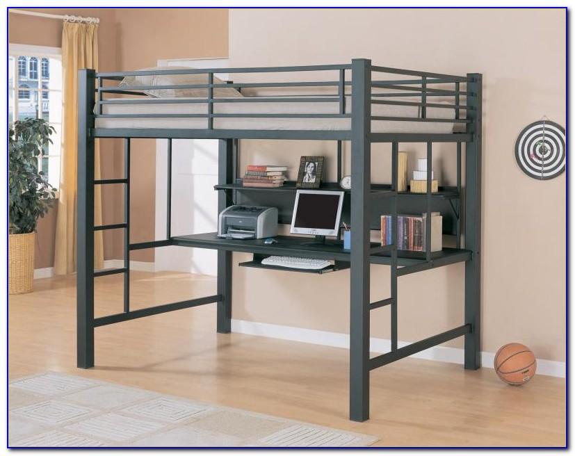 Queen Size Loft Bed Frame Ikea