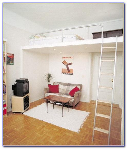 Queen Size Loft Beds For Adults