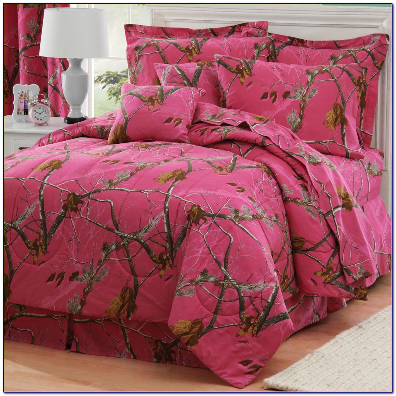 Realtree Camo Bedding Pink