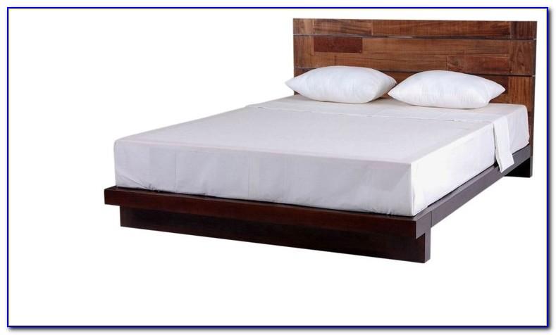 Reclaimed Wood Platform Bed Plans