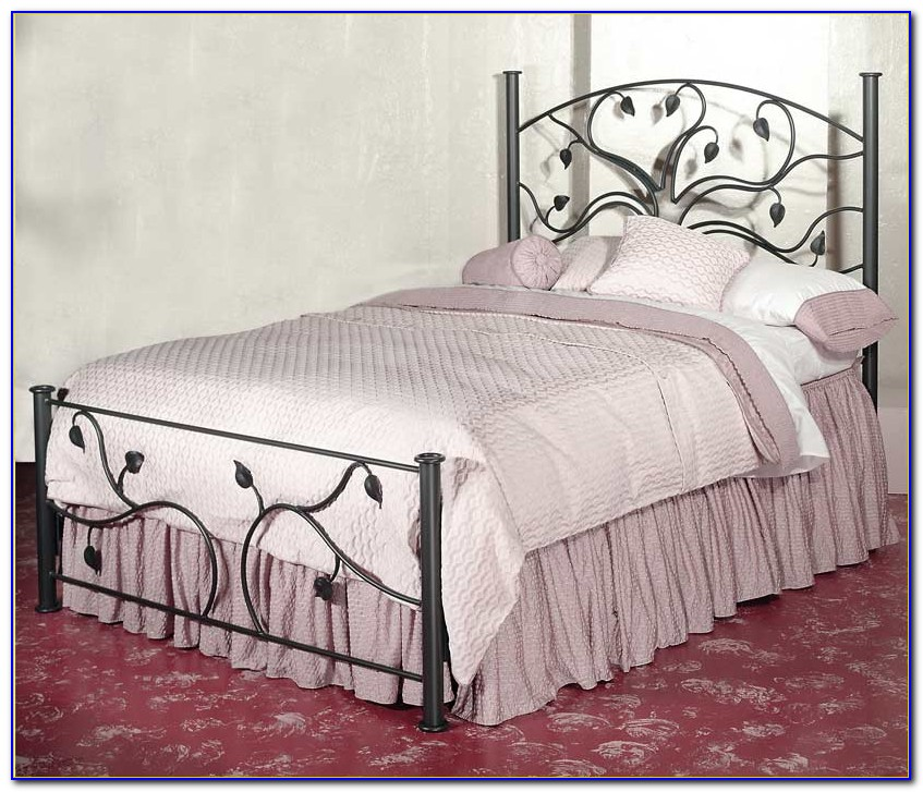 Rod Iron Beds In Lahore