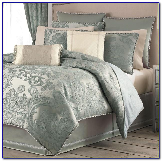 Seafoam Green Crib Bedding