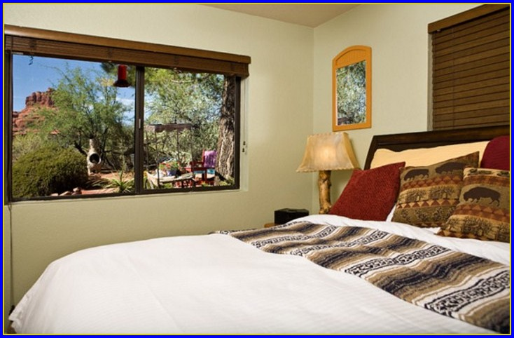 Sedona Bed And Breakfast Private Hot Tub