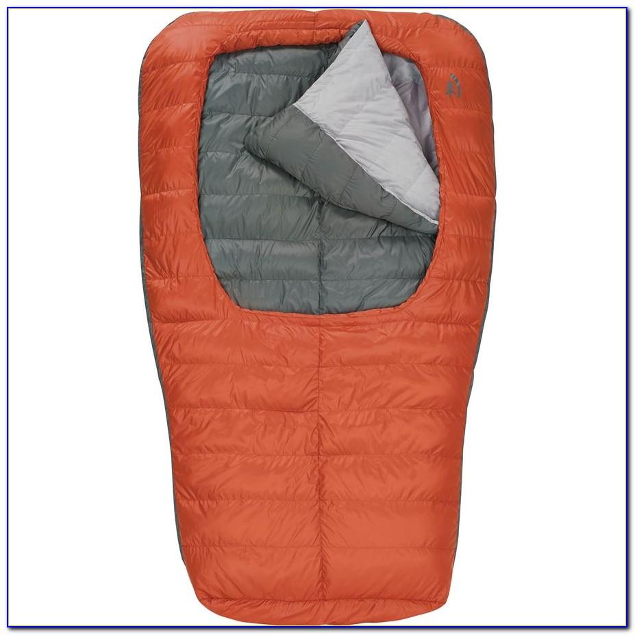 Sierra Designs Backcountry Bed 800 3 Season Sleeping Bag