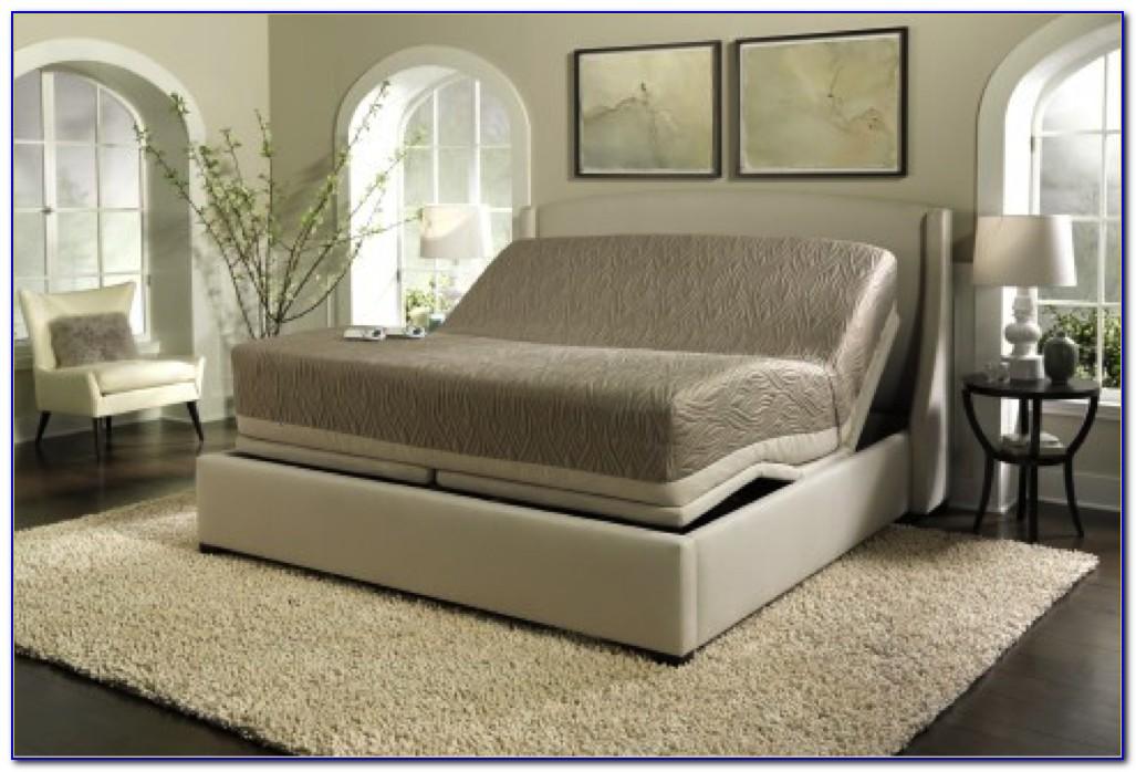 Sleep Number Adjustable Bed Assembly