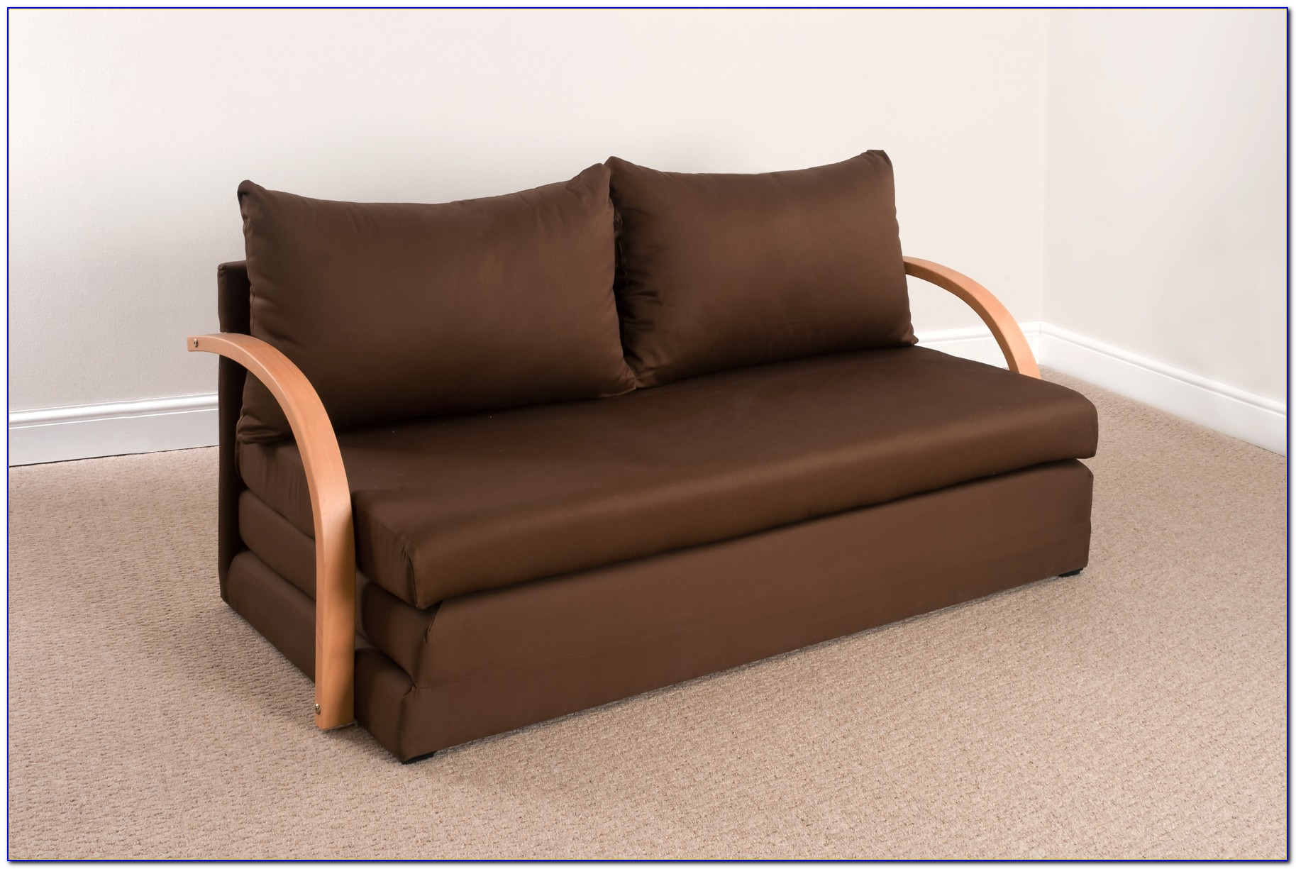 Sleeper Chair Folding Foam Bed Cover