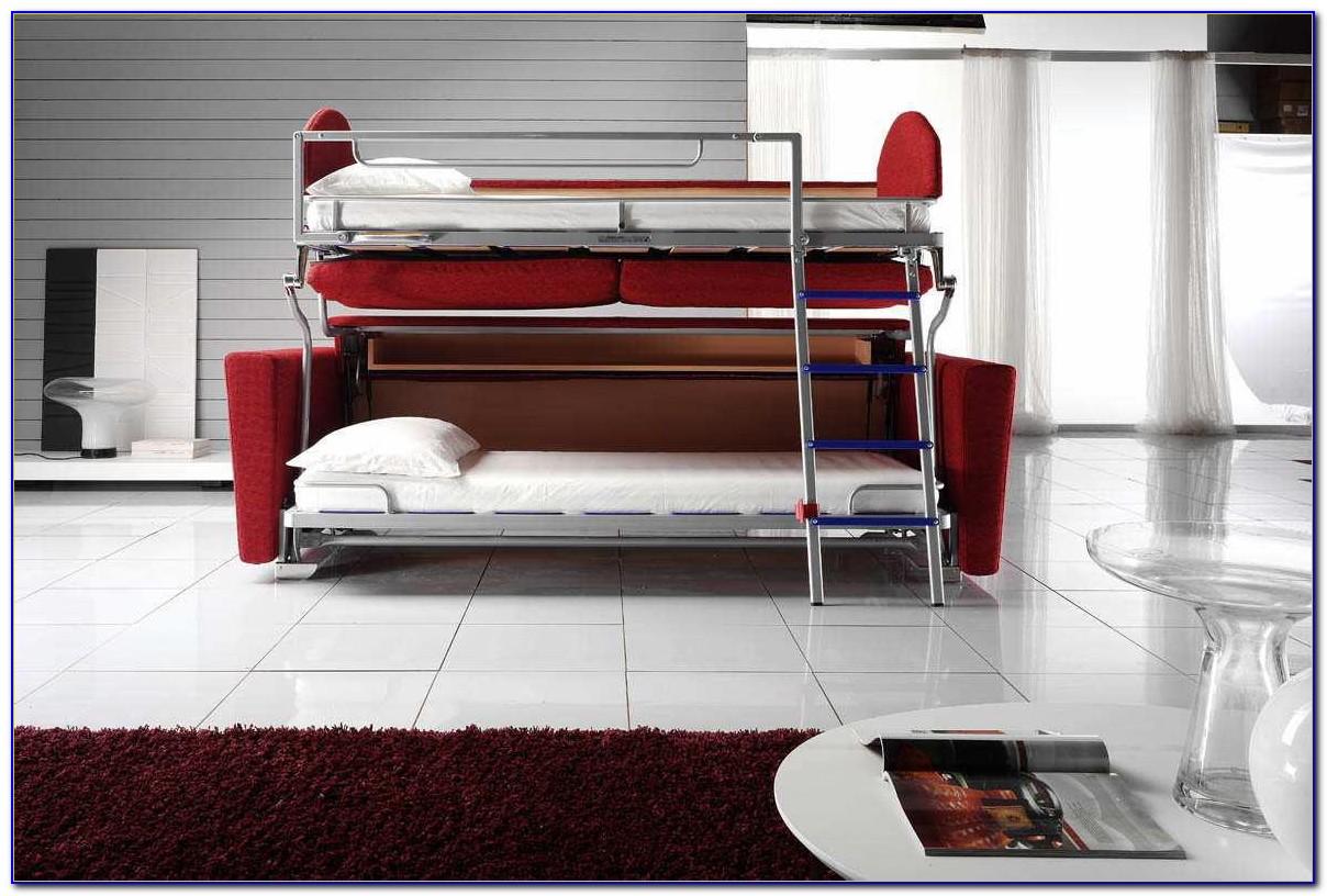 Sofa That Turns Into Bunk Beds Uk