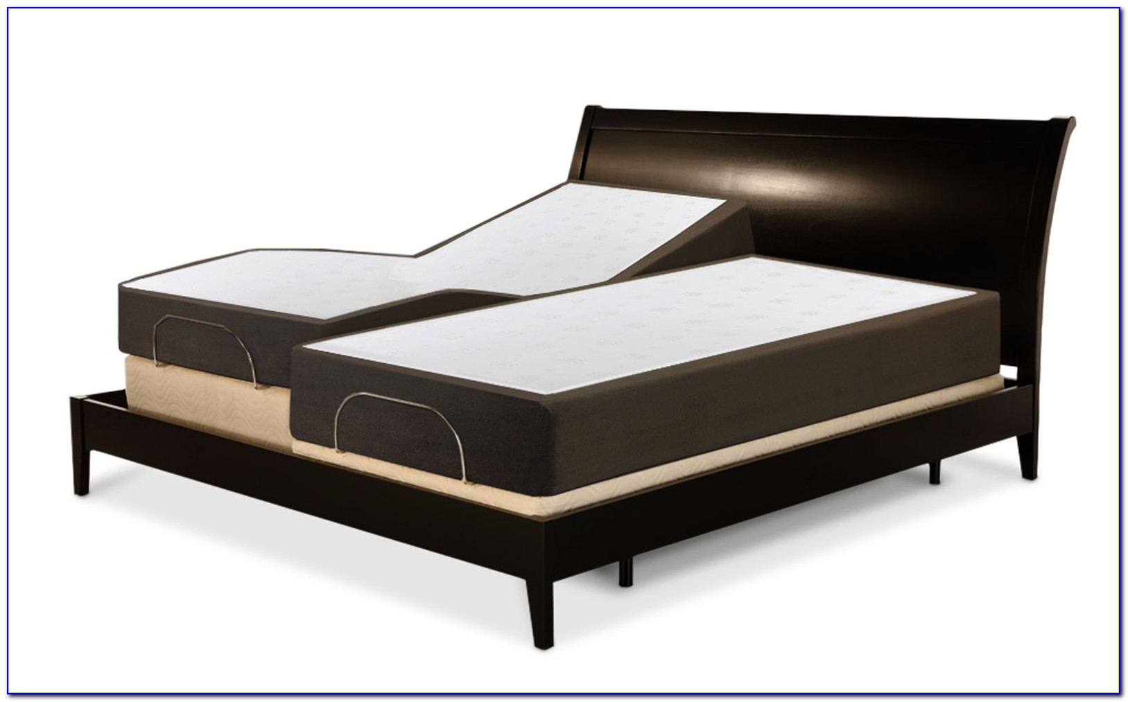 Split King Adjustable Bed And Mattress