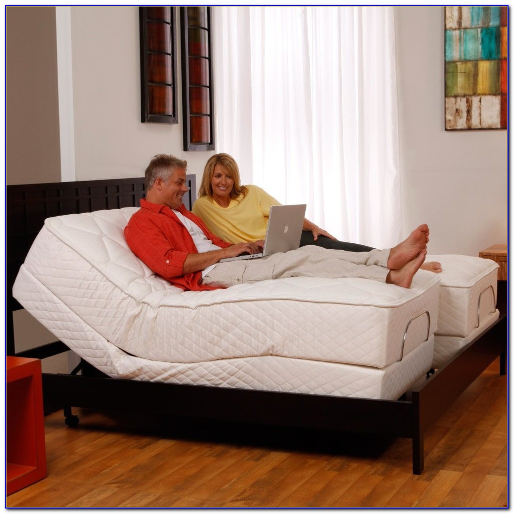 Split King Adjustable Bed Comforter