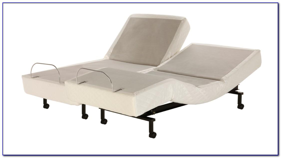 Split Queen Adjustable Bed With Mattress