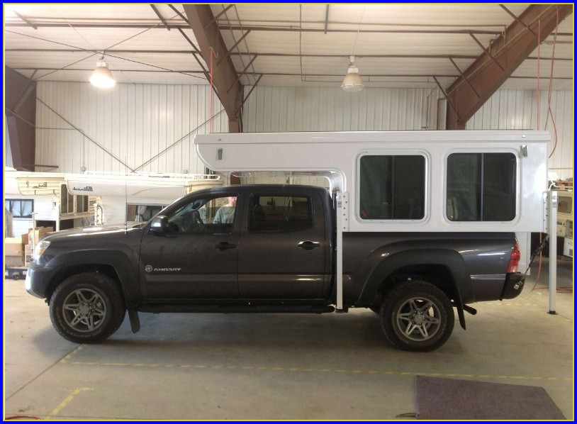 Truck Bed Campers For Toyota Tacoma