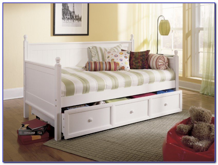 Trundle Daybed Couch