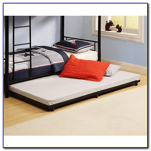 Trundle Daybed Frame