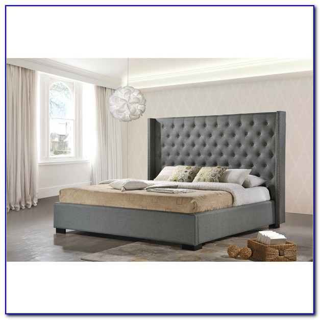 Tufted Wingback Bedroom Collection