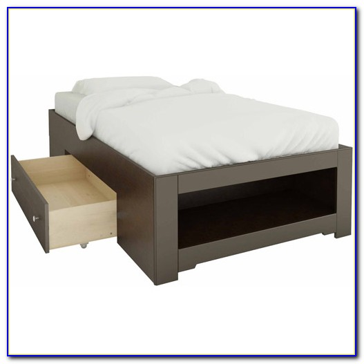 Twin Bed Frame Dimensions In Feet