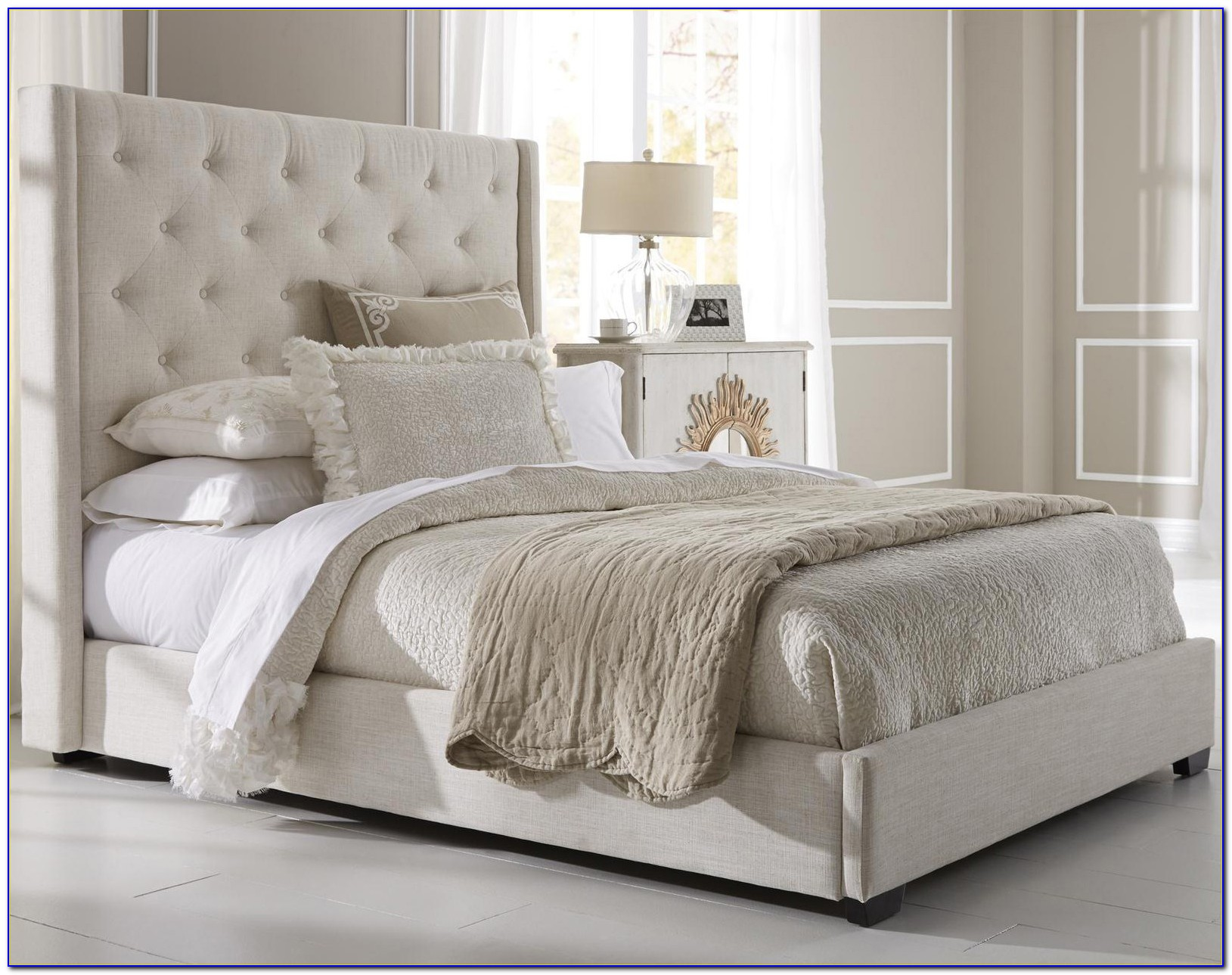Upholstered Beds King Canada