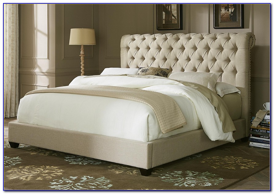 Upholstered Beds King Size