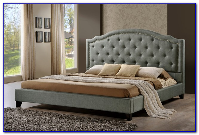 Upholstered Platform Bed By Corrigan Studio
