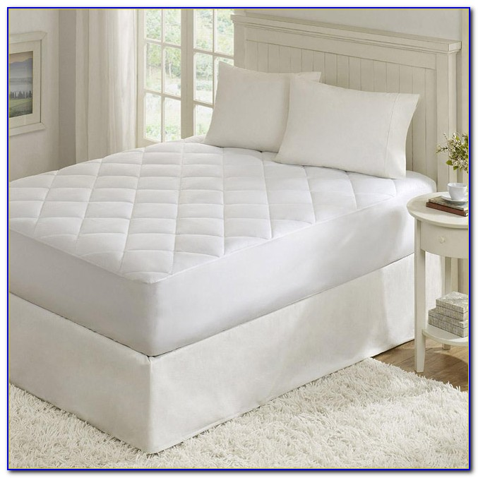 Waterproof Bed Pad With Wings