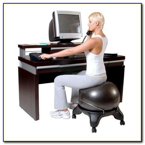 Yoga Ball Chair For Office