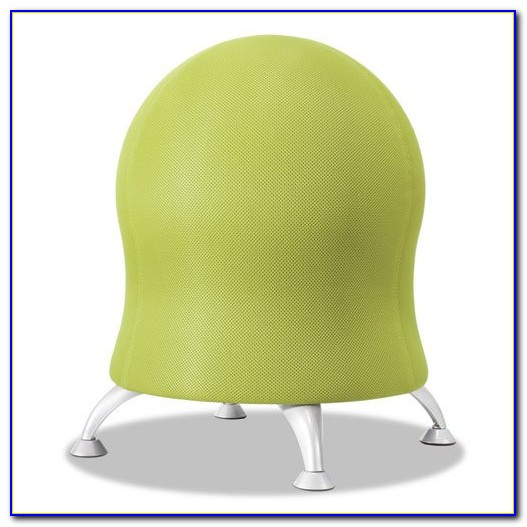 Yoga Ball Chair Frame