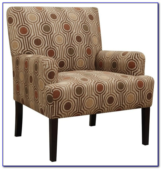 Accent Chair With Arms Slipcover