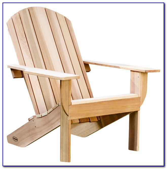 Adirondack Chair Kits Cedar