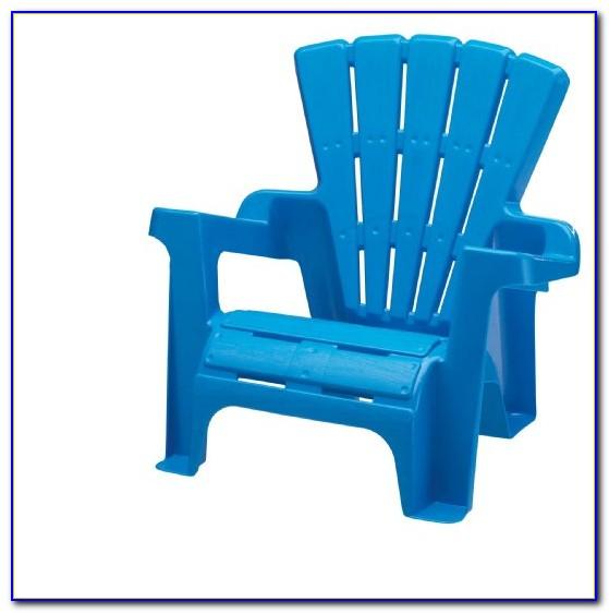 Adirondack Chairs Plastic Blue