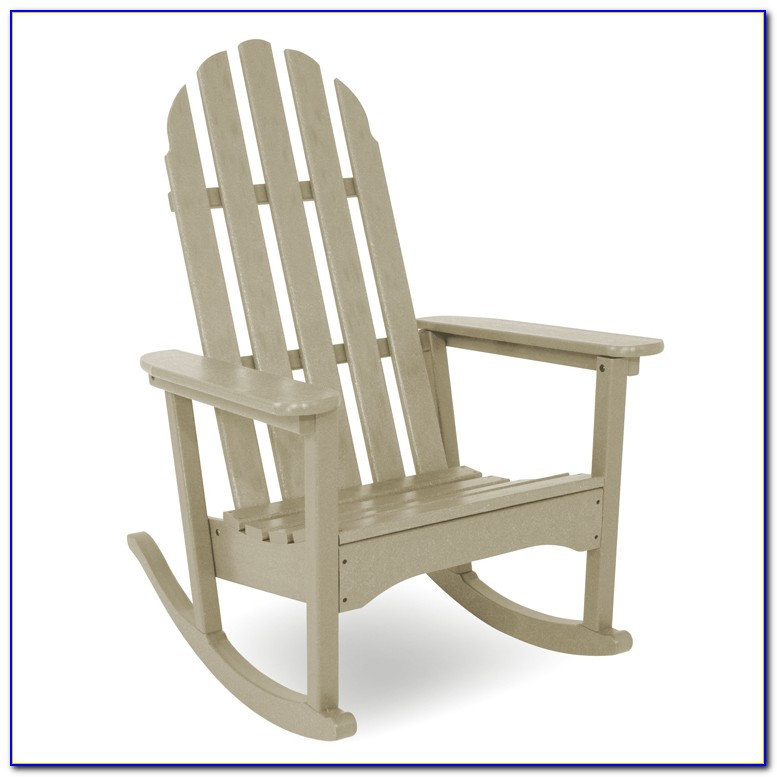 Adirondack Rocking Chair Kit
