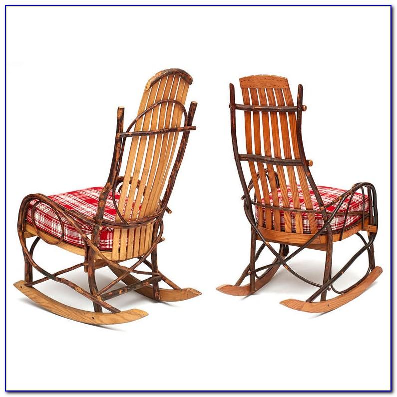 Adirondack Rocking Chair Pattern