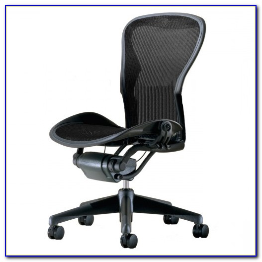 Aeron Chair By Herman Miller Used