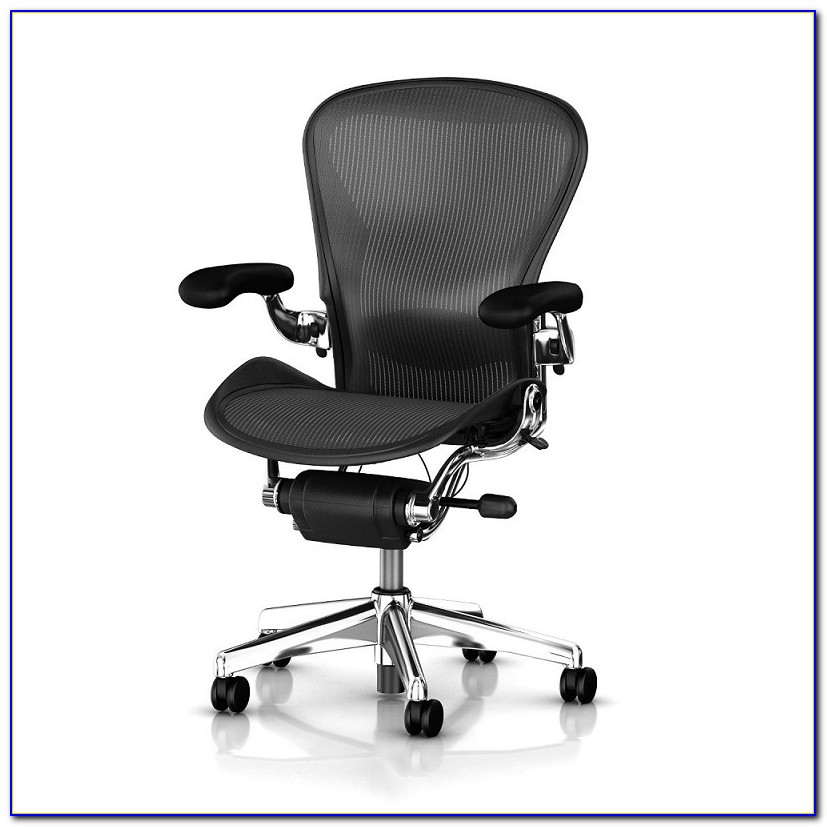 Aeron Chair Size Label
