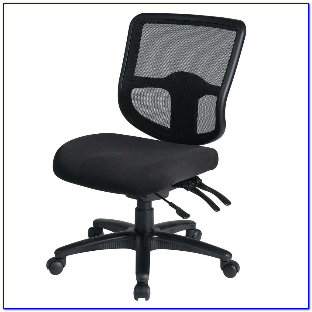 Armless Office Chairs Costco