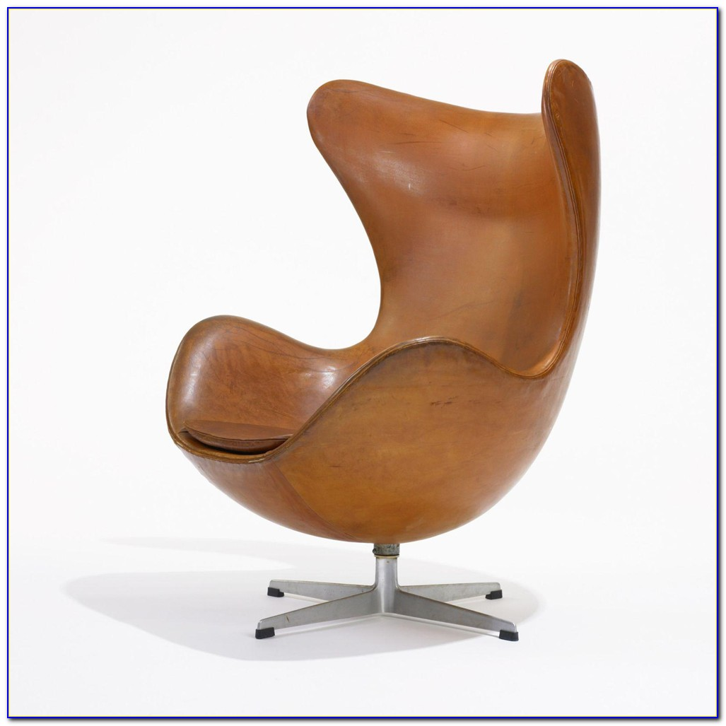 Arne Jacobsen Egg Chair Comfortable