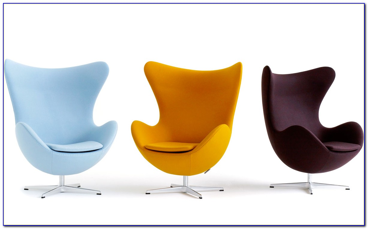 Arne Jacobsen Egg Chair History