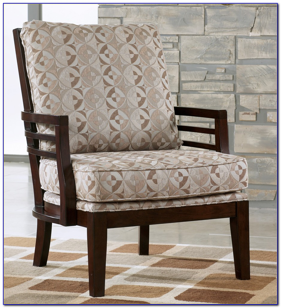Ashley Furniture Swivel Accent Chair