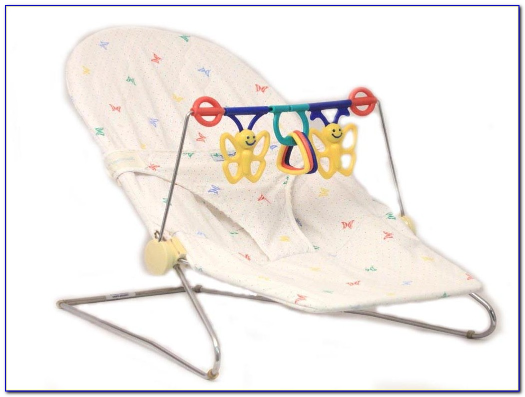 Baby Bouncy Chair Video