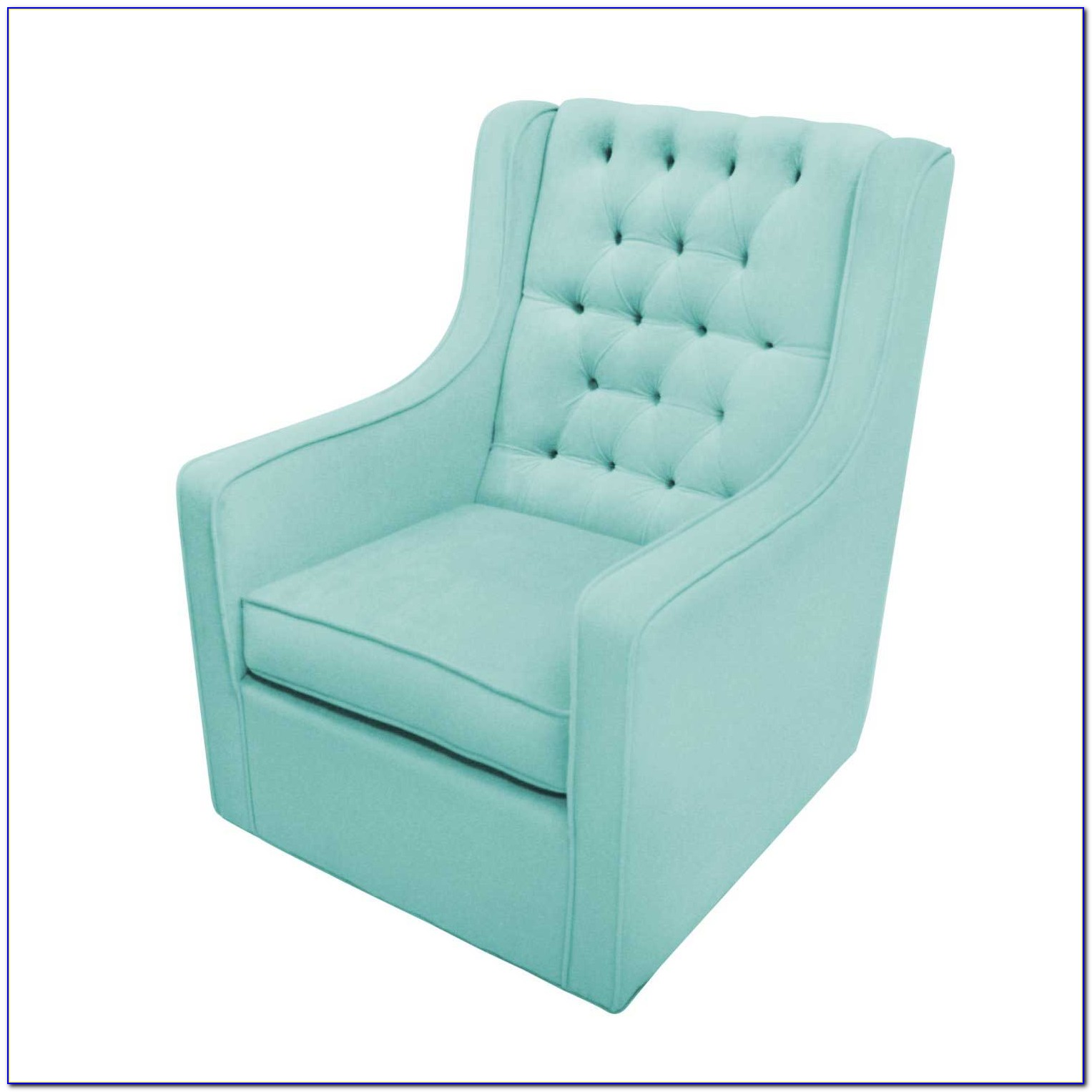 Baby Glider Chair With Ottoman