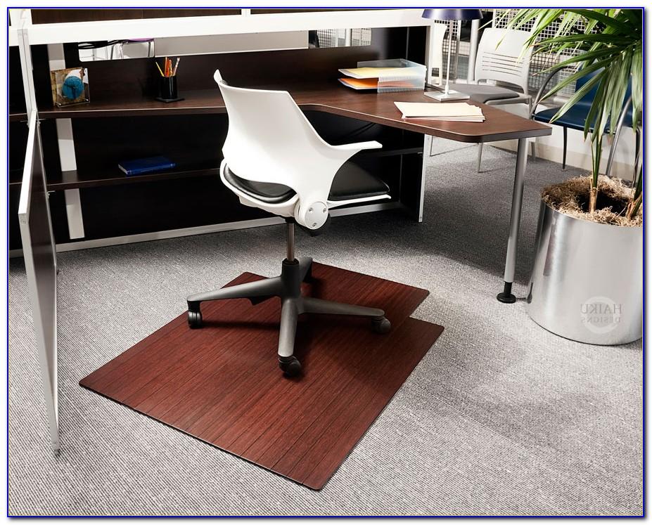 Bamboo Chair Mats For Hardwood Floors