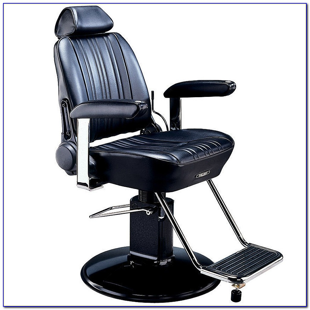 Belmont Barber Chair History