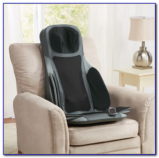 Brookstone Massage Chair Recover 3d