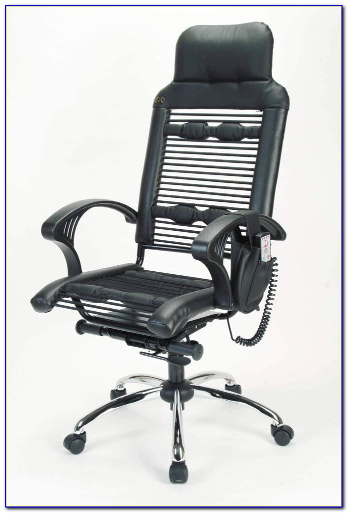 Bungee Office Chair Without Arms