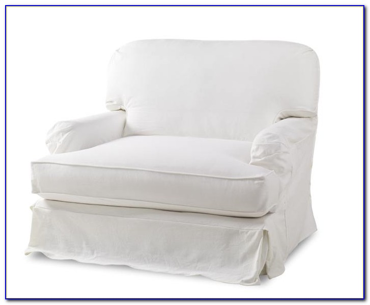 Chair And A Half Slipcover Pattern