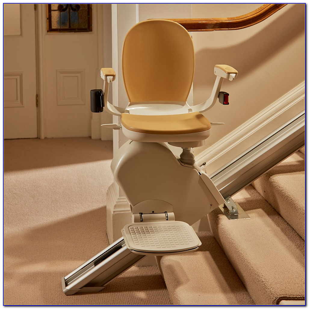 Chair Lifts For Stairs With Landings