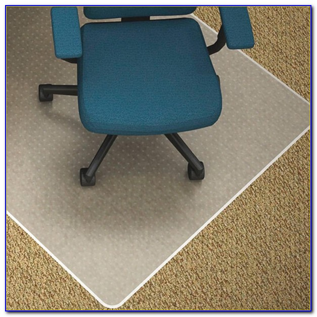 Chair Mat For Carpet Diy