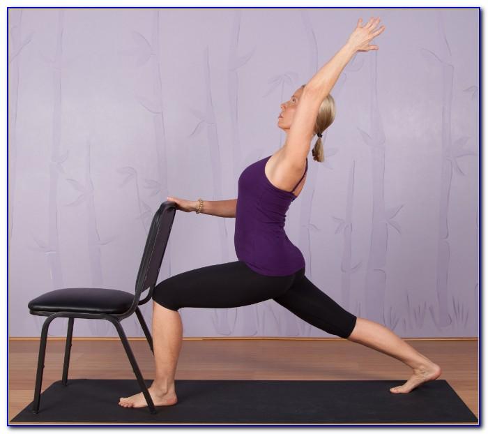 Chair Yoga For Seniors Benefits